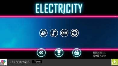 Electricity-Game-App